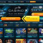 Casinox Baccarat Bonus
