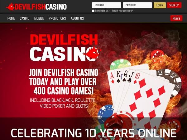 Devilfish Get Free Spins