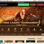Everum Casino フリースピン