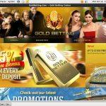 Goldbetting Best Deposit Bonus