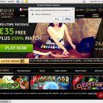 Grand Fortune Casino 100% Match