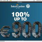 Inter Casino Depozit Bonusu