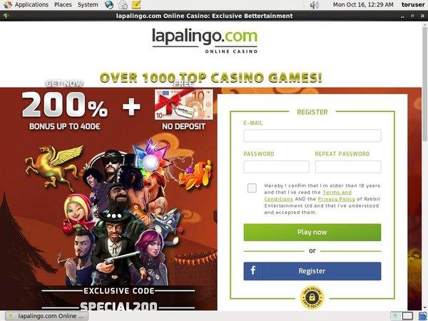 Lapalingo Best Free Bonus