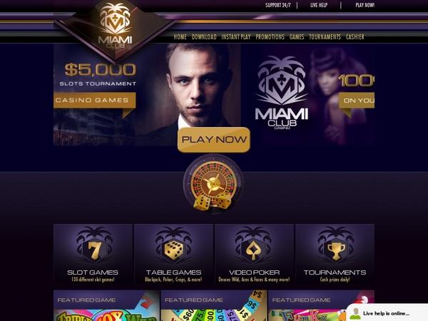Miamiclubcasino Gratis Slots