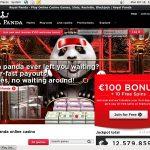 Royal Panda Paypal Casino