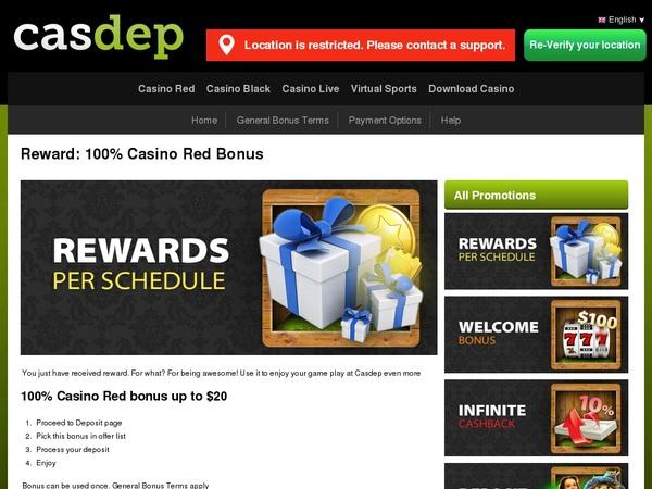 Site Casdep