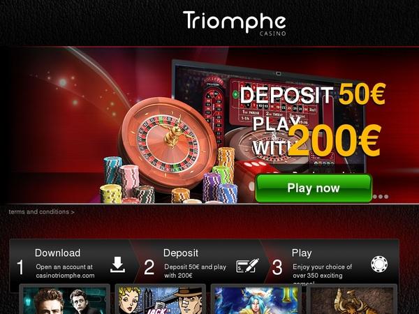 Triomphe Casino Extraspel