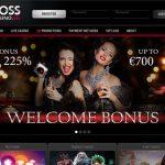 Welcome Bonus Boss Casino