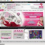White Rose Bingo E Transfer