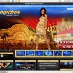 Magic Box Casino Willkommens Bonus