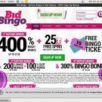 Bidbingo Best Online Slots
