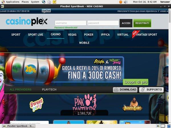 Plexbet Bonuscode