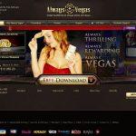 Always Vegas New Account