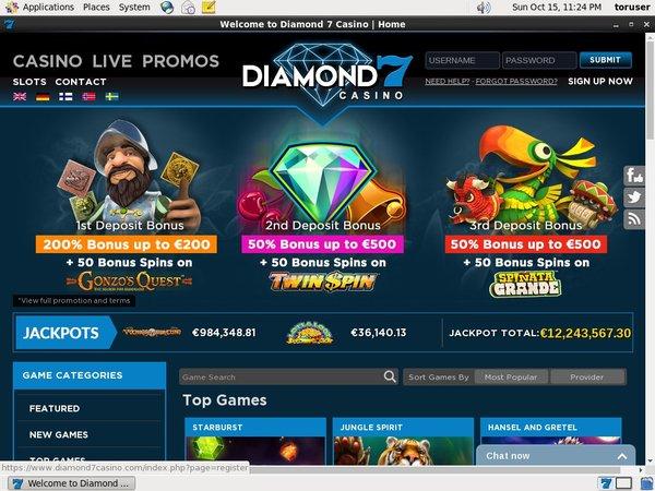Diamond7 Please