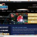 Planet Casino 모바일 카지노