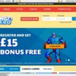 Best Online Casino Bingo Hero