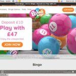 Wink Bingo Reward Code
