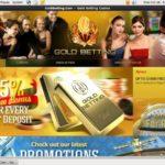Gold Betting For Fun