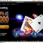 Oceanbets Mobile Poker