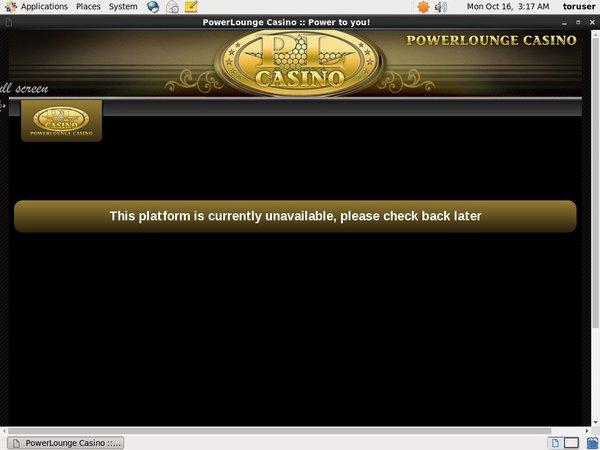 Power Lounge Casino Uk Mobile