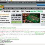 Strike It Lucky Mobile Poker