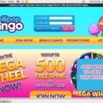Lollipop Bingo Sign In