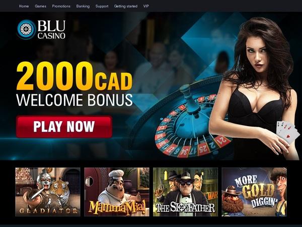 Get Casino Blu Free Spins
