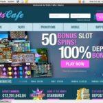 Slots Cafe Pocketwin