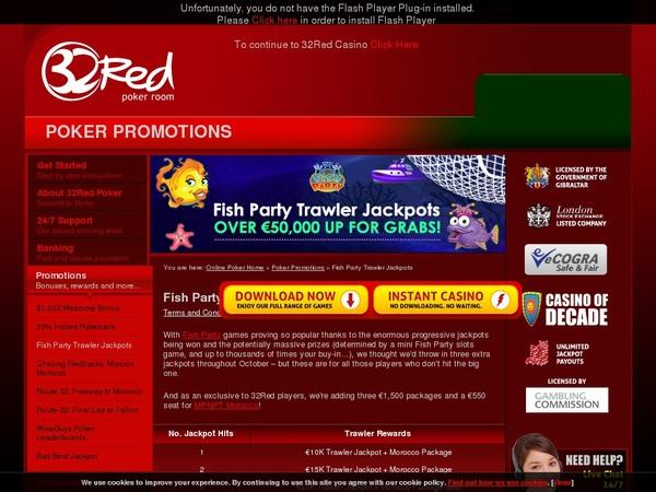 32redpoker Games And Casino