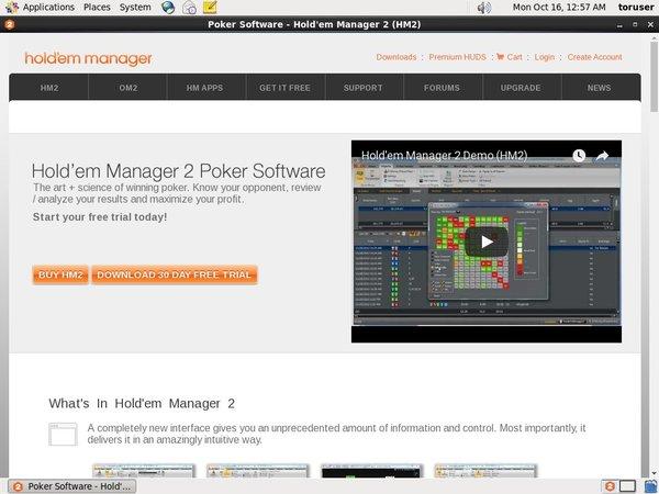Holdemmanager Online Casino Websites