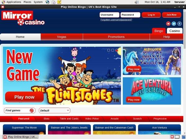 Mirror Casino Paypal Deposit
