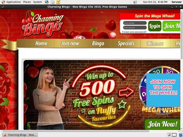 Charmingbingo Casino Reviews